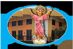 Parroquia Divino Nino Jesús Logo
