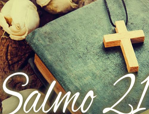 El Salmo 21 nos ayuda a orar en la situación de peligro en que nos encontramos