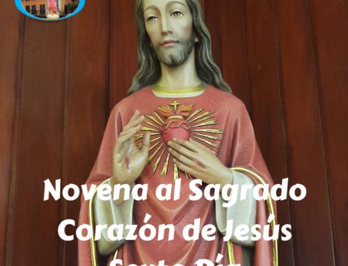 NOVENA AL SAGRADO CORAZÓN DE CRISTO – Sexto Día -.