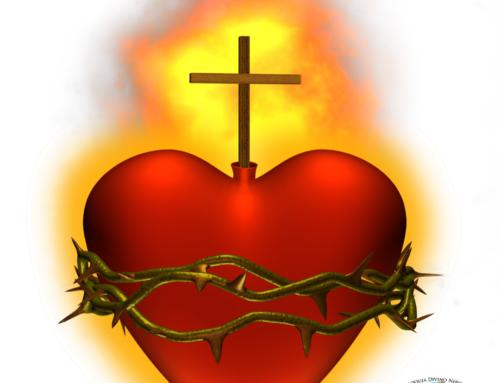 JUNIO, MES DEL SAGRADO CORAZÓN DE JESÚS.